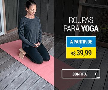 Roupas de Yoga