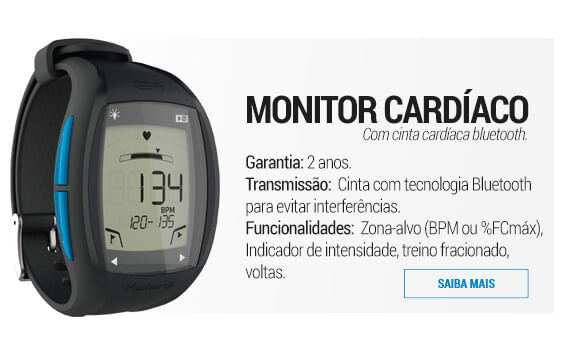 Monitor Cardiaco Decathlon