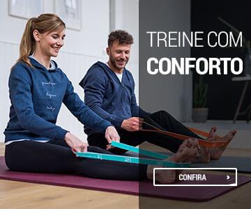 Treine com Conforto