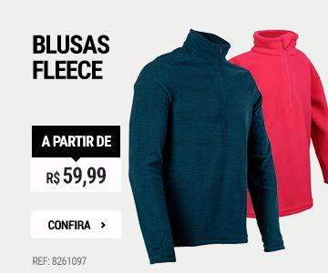Blusas Fleece