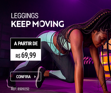 Leggings Keep Moving