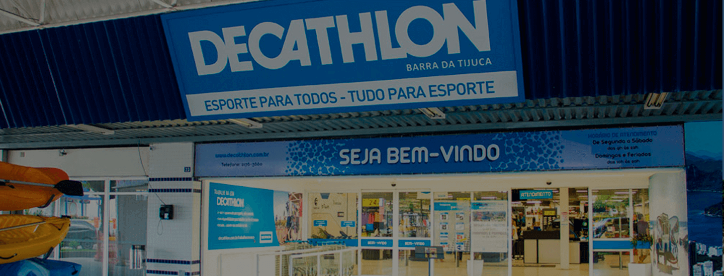 26c637408 Decathlon Barra da Tijuca