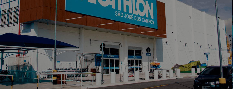 5c9f7ef64 Decathlon São José dos Campos
