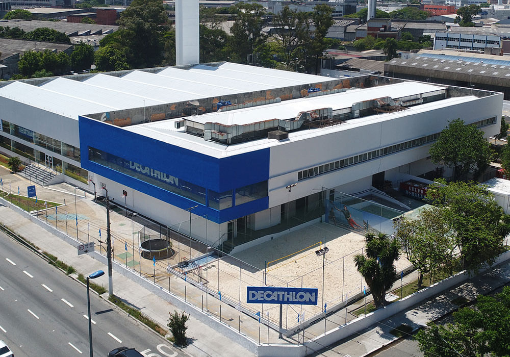 Decathlon Barra funda