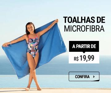 Toalhas de Microfibra