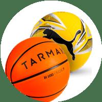 Futebol e Basquete